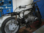 BMW Restoration in progress